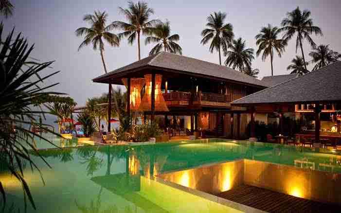 thailand hotles