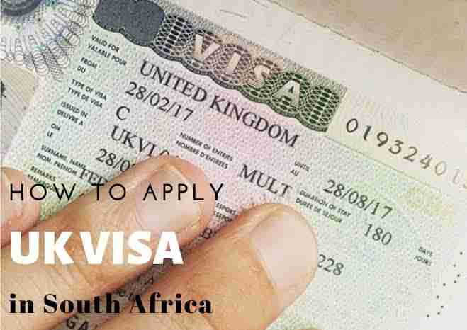 Apply UK Visa With These Simple Steps