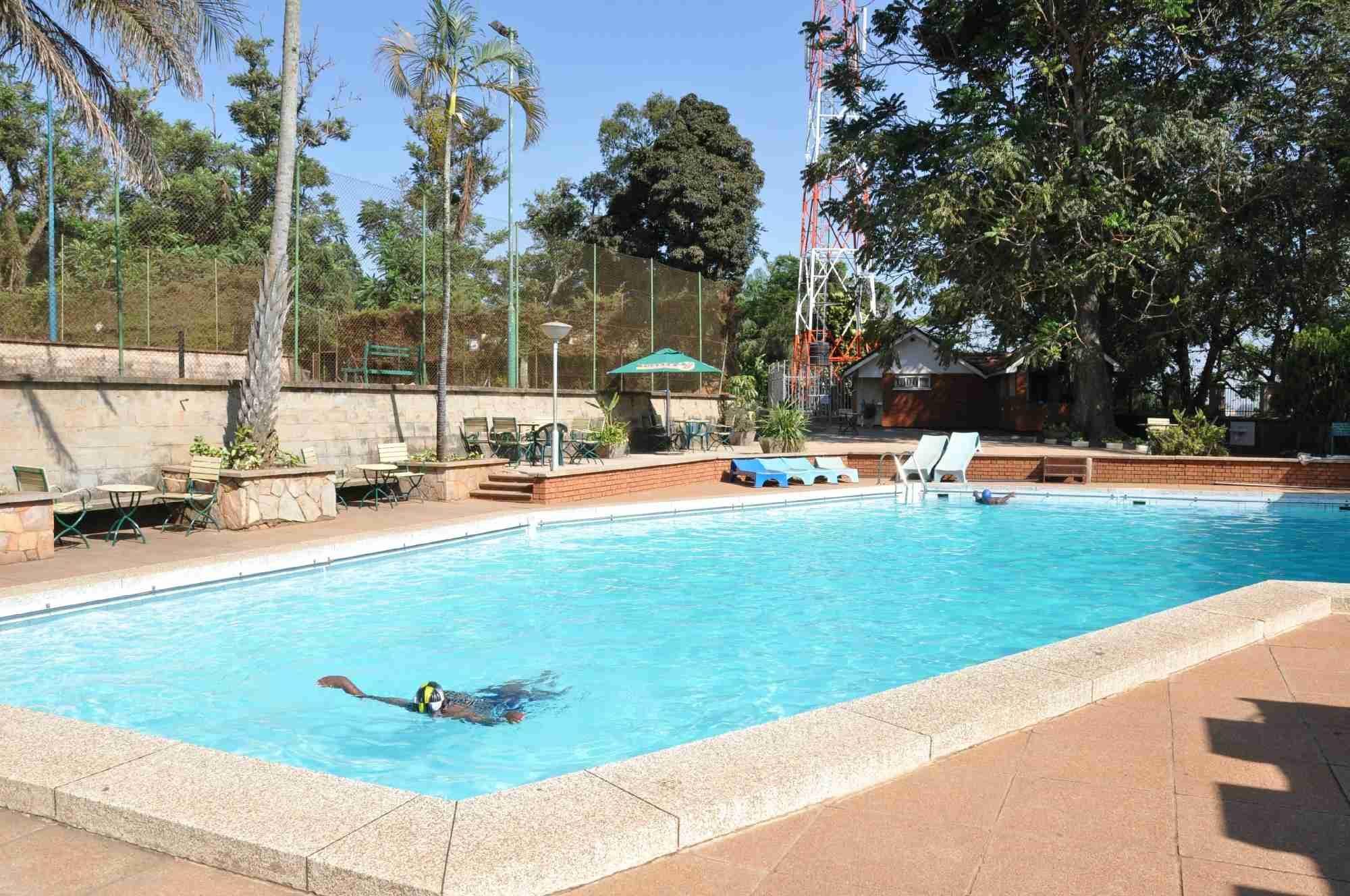 hotels Uganda