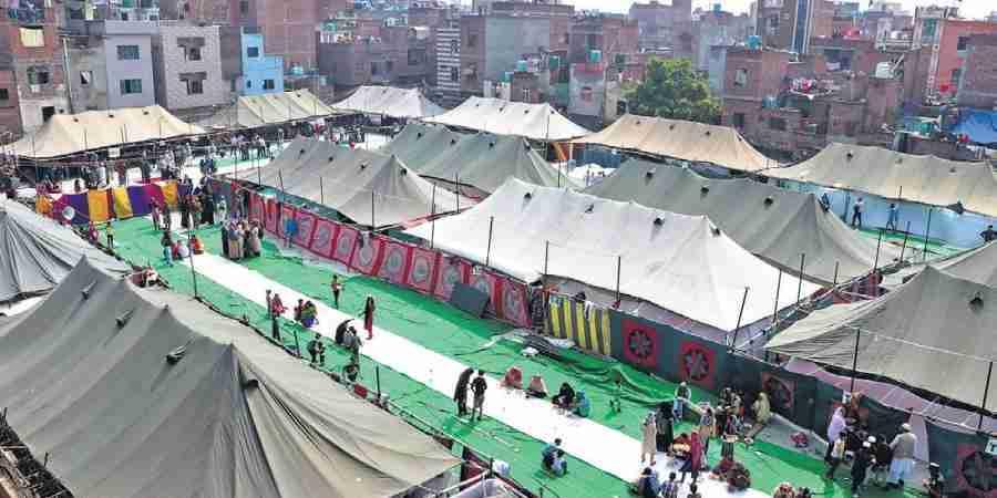 Relief Centers In Dehi