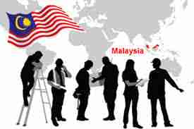 How to get a job in Malaysia