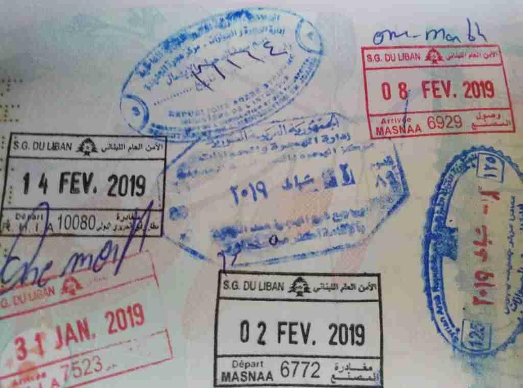 Syria Visa