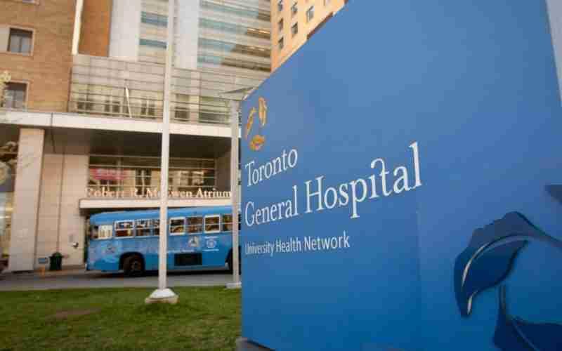 hospitals Canada