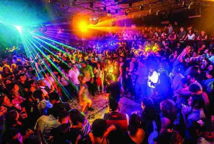best party cities in Mexico