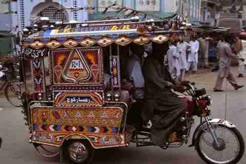 pakistan transportation