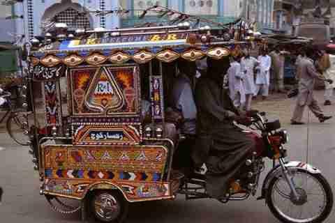pakistan transportation