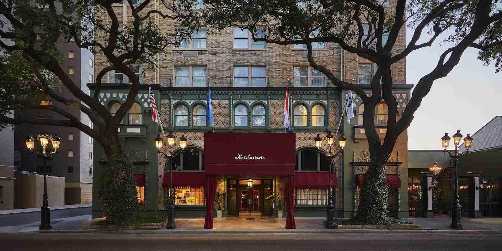 Louisiana hotels new Orleans