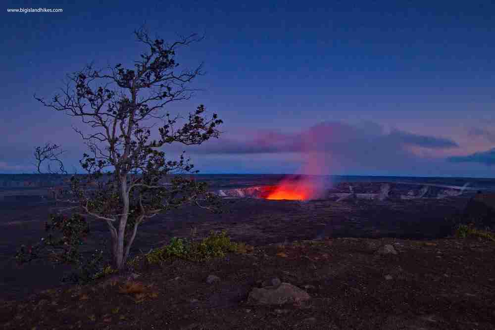 Hawaii Volcanoes National Park, usa