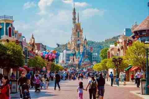 Where's Disneyland