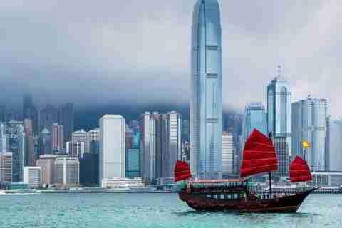 Hong Kong visa for Indians
