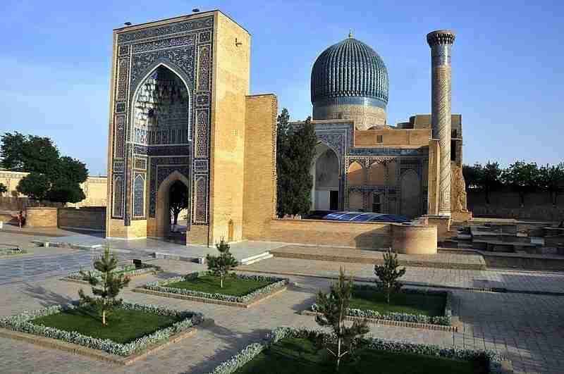 Gur-e-Amir, Samarkand Uzbekistan