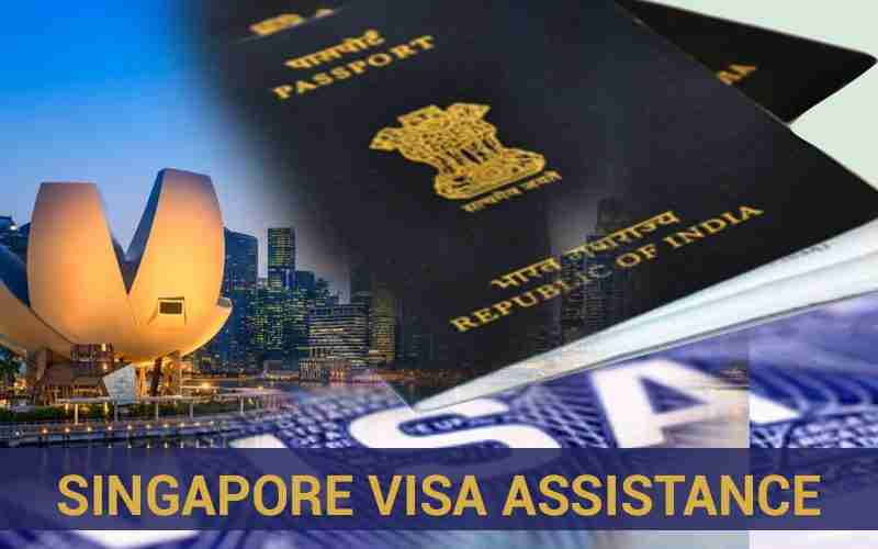 Singapore visa for Indians