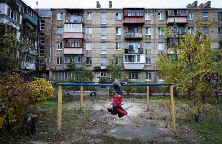 Housing in Russia