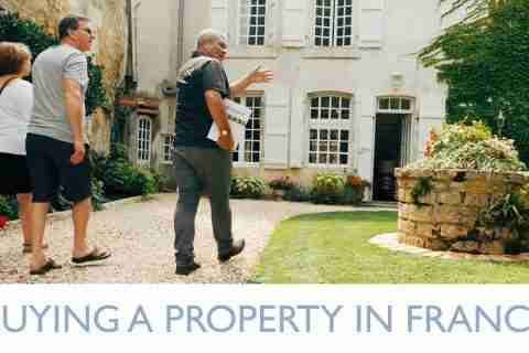 How to Get house in France?