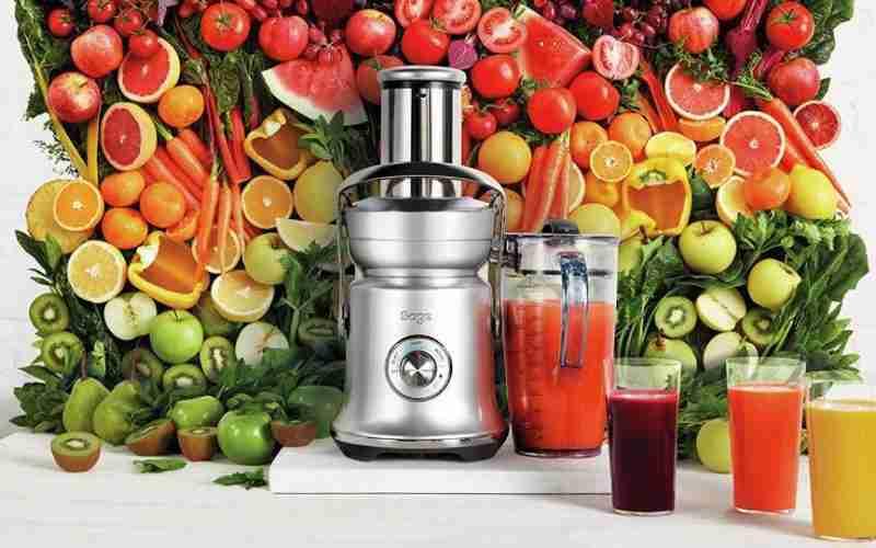 Best juice mixer uk