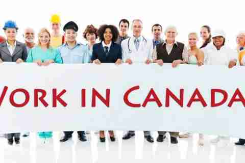 How to get work visa for Canada
