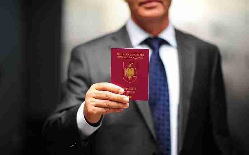 Visa free countries for Albania passport