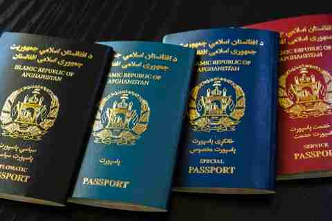 E visa from Afghanistan to India