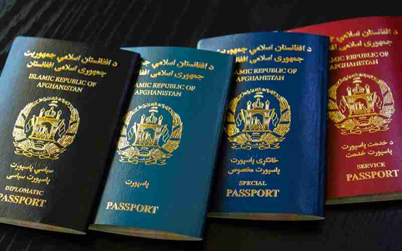 Visa free countries for Afghanistan