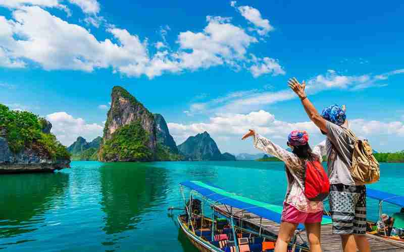 Visa free countries for Thailand