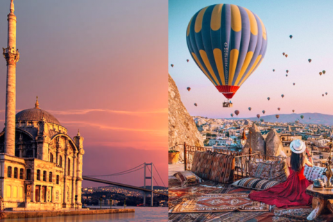 How to get a visa for Turkey from South Africa