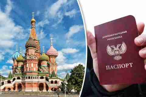 How to get a visa for Russia from UK?