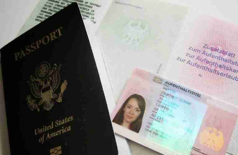 how to apply for us visa from germany